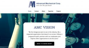 Advanced Mechanical announces NEW website!