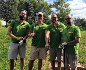 AMC at Charity Golf Outing to support The Reed Foundation for Autism