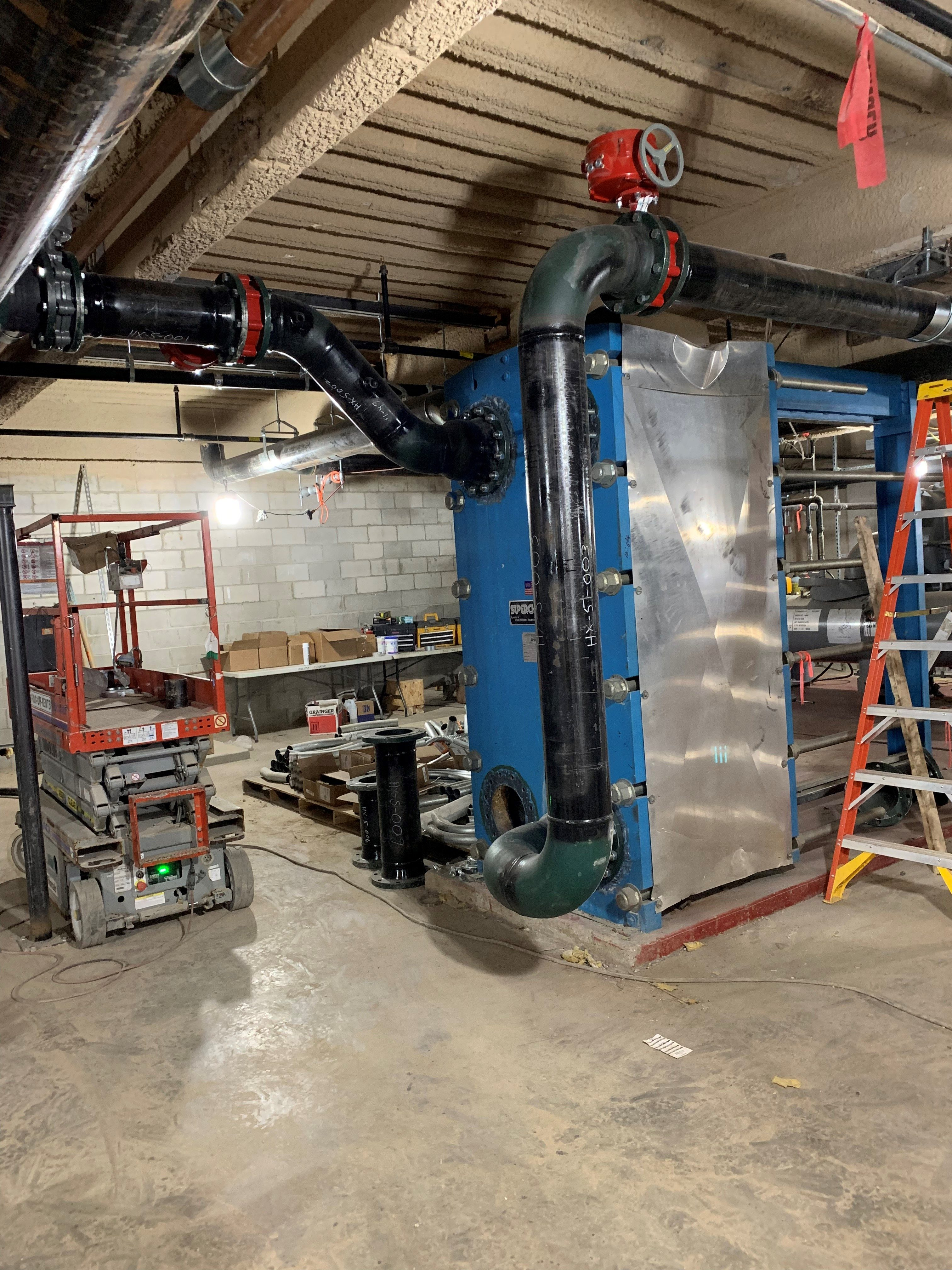 Heat_Exchanger_fabricated_pipe_Advanced_Mechanical_NJ_Barclays
