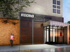 AMC Awarded NJIT Microfabrication Innovation Center Project