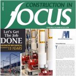 AMC Featured in Construction in Focus Magazine